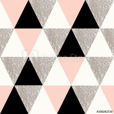 Fototapeta Abstrakcyjny wzór geometryczny (100262716)