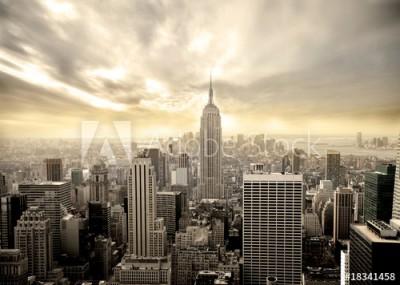 Fototapeta Manhattan (18341458)