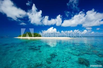 Fototapeta Tropikalny raj (5098038)