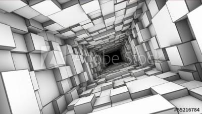 Fototapeta Tunel (55216784)