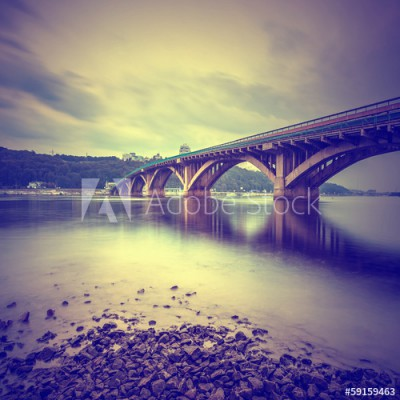 Fototapeta Most (59159463)