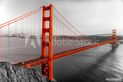 Fototapeta Most Golden Gate (61030052)