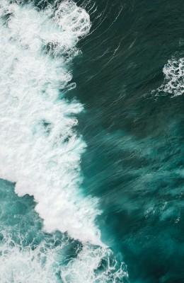 Plakat Fale Surferów