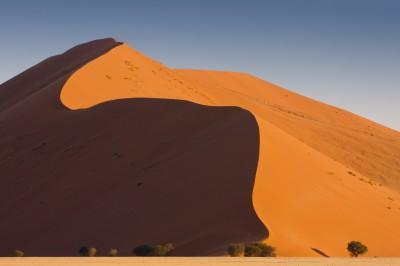 Plakat Piaszczysta Wydma Namibia