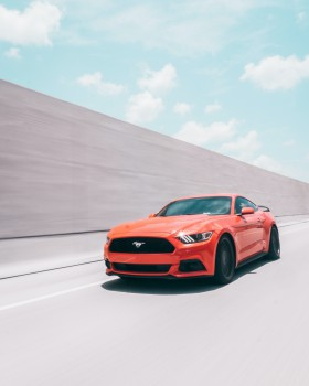 Plakat Ford Mustang
