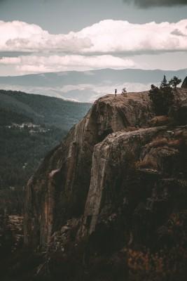 Plakat Przełęcz Donner Kalifornia