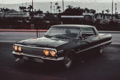 Plakat Chevrolet