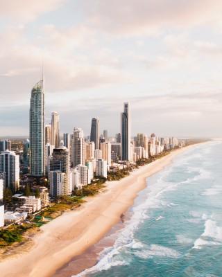 Plakat Plaża Queensland