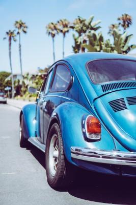 Plakat Volkswagen Garbus