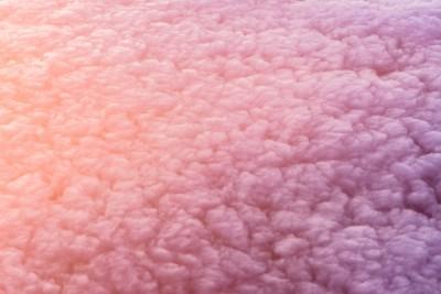 Plakat Różowe chmury